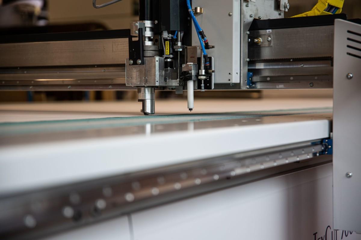 High-Tech-Cutter unserer Produktion