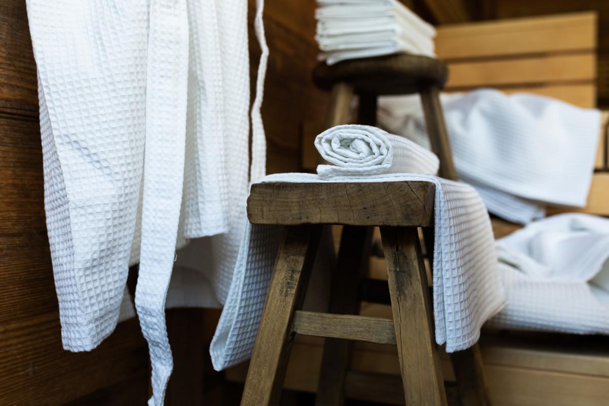 Handtücher, Dusch- und Saunatücher